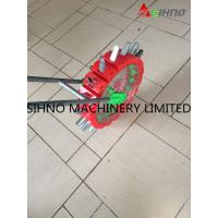 Buy cheap Hands Pushing Small Manual Grain and Beans Seeder from wholesalers