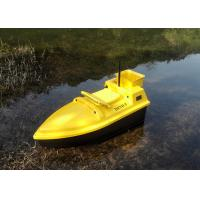 Buy cheap Fishing bait boat DEVC-103 yellow DEVICT DESS autopilot radio control brushless motor for bait boat product
