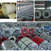 China DX51D Full Hard Skin Passed Ppgl Prepainted Galvanized Steel Coil 600 - 1500mm width on sale