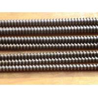 Buy cheap Hot Dip Galvanized All Thread Rod High Strength 1200mm Length Safe Fastener Product product