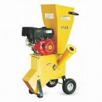 Buy cheap 196cc Garden Shredder Displacement with 6.5HP Power and Cutting Diameter of 2-3/4 inch product