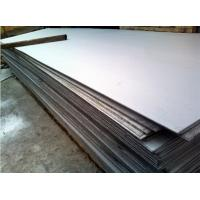 Buy cheap Hairline 316 316L 316ti 317L Cold Rolled Stainless Steel Plate product