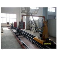Buy cheap Cnc Plasma Cutting Machines , Plasma Cutter Machine Pipe Cutting Indoor product