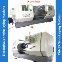 Buy cheap EAC CERTIFICATED WIRE LAYING MACHINE FOR THE PRODUCTION OF ELECTROFUSION FITTINGS product