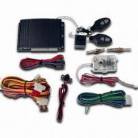 China Remote Control Car Security System with Wireless Cutoff Relay and LED Status on sale