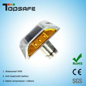 Buy cheap Cast Aluminium Reflective Solar Road Stud with Handle (TP-SR-4) product