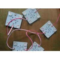 Buy cheap 3030 SMD 4W Diffuse Reflection LED Sign Modules For Irregular LED Box product