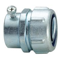 Buy cheap Anticorrosive Electrical Conduit Pipe Connectors Electrical Conduit Parts Firm Structure product