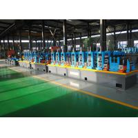 Buy cheap Straight Seam ERW Pipe Mill , High Frequency Pipe Tube Mill Equipment product