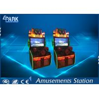 Buy cheap Indoor Coin Operated Game After the Dark Shooting Arcade Machines For Kids product