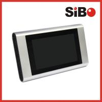 Buy cheap SIBO On Wall Meeting Room Booking Screen With Aluminum Body product