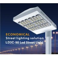 Buy cheap Waterproof Cree LED Street Lights 90 Watt 85-265VAC Input Junction Temperture <60°C product