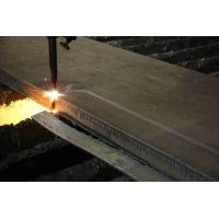 Buy cheap Machine Part Plasma Laser Cutting Steel Plate For Metal Coating Machinery product