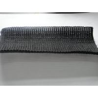 Buy cheap Black Vertical Knotless Safety Net To Cladding Electric Wire And Electric Cable product