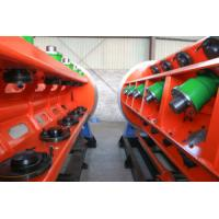 China Multi Coaxial Cable Stranding Machine , Semi Rigid Strander Planetary Types on sale