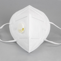 Buy cheap BFE95 Non Woven Anti Dust Disposable KN95 Protective Mask product