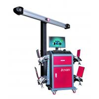 Buy cheap Auto Tool 3D Car Alignment 380V Fixed Beam With 2 Cameras Ink Printer product