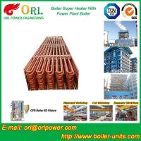Buy cheap Convection Platen CFB Style Boiler Superheater In Thermal Power Plant product