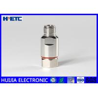 Buy cheap 50ohm N Type Female Connector , Antenna Cable Connection N Type Rf Connector product