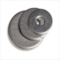 Buy cheap M3 - M64 Zinc Plated Metal Flat Washers DIN125A / DIN9021 OEM product