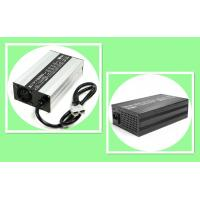 China MCU Contolled Aluminum Lithium Motorcycle Battery Charger 48V 15A 900W Output Power on sale