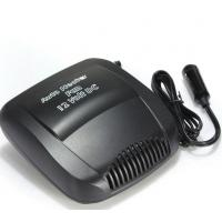 Buy cheap Electric Small Portable Car Heaters 150w Black Color Plastic Material With Switch product