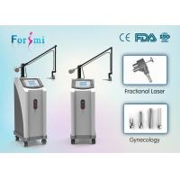 Buy cheap Laser co2 fractional machine10600nm wavelength Excellent 7 articular optical arm 1000W product