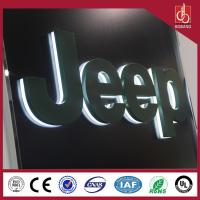 Buy cheap Custom display signal brands light letter signage with tiny light led for wholesale cheap product