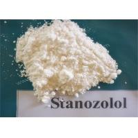 Buy cheap Oral Safest Anabolic Steroid Powder Stanozolol Winstrol Winny CAS 10418-03-8 product