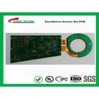 Buy cheap Rigid-Flexible Circuit Board Design Fabrication and Assembly Immersion Gold PCB product