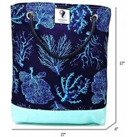 Buy cheap Colorful 2mm Soft Neoprene Waterproof Beach Bags / Women'S Tote Handbags product