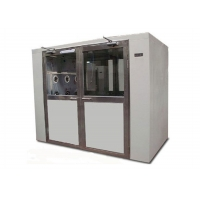Buy cheap Cargo Purifying 25m/S Air Shower Room For Medical Company product