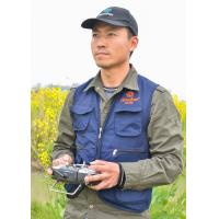 Helicopter Agricultural Spraying with 20 Kilogram Payload Self Programmed Capacity