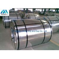 Buy cheap High Strength Aluminum Zinc Cold Rolled Steel Coil GL With SGS Approvals product