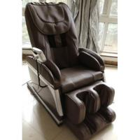 Home Recliner Massage Chair With Kneading , Tapping And Finger Pressing