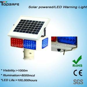 Buy cheap Traffic LED Solar Powered Blinking Warning Light product