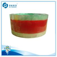 Buy cheap Red Security BOPP Tamper Evident packing Seal Tape Rolls With Custom Design product