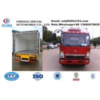 Buy cheap 2019s bottom price SINO TRUK HOWO 4*2 LHD/RHD Refrigerated truck for sale, Factory sale best price HOWO cold room truck product