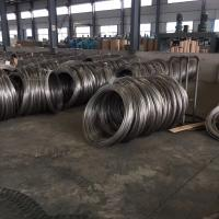 Buy cheap Stainless Steel Wire Cold Drawn Annealed EN 10088-3 Grade 1.4031YC AISI 420X 1.4031 product