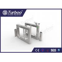 Buy cheap Precision Fast Speed Gate Turnstile , Security Optical Barrier Turnstiles product