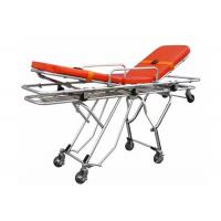Buy cheap Multifunctional Aluminum Alloy Automatic Stretcher Ambulance Stretcher Trolley ALS-S015 product