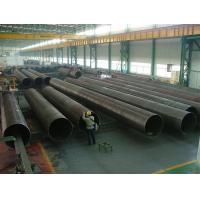 Buy cheap Q235 ERW Steel Pipe Welding Round Grade OD Size 219mm - 820mm Straight Seam Pipe product
