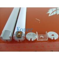 Buy cheap led cloth rod profile,LED Wardrobe profile,closet rod extrusion aluminum product