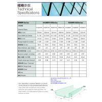 Buy cheap U Glass Specification product