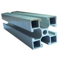 Buy cheap 6005 , 6063 T5 Industrial Aluminium Profile / Assembly Line Profile  product