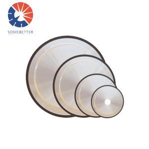 Buy cheap Diamond Resin bond Diamond Grinding wheels for Carbide product