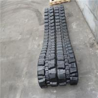 Buy cheap New Brand PUYI with high tech-rubber track T300*86K*48 for skid steer loader product