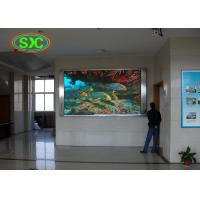 Buy cheap Conference led p5 hd tv display applied to business company inside building product