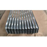 Buy cheap Color Coated Metal Roof Sheeting Galvanization / Galvalume / Prepainted Treatment product