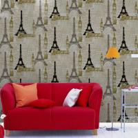 Buy cheap cheap Italian modern 3d effect pvc wall paper for home decoration product